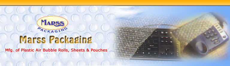 Packaging Material, Plastic Packaging Material, Plastic Air Bubble Packaging, India